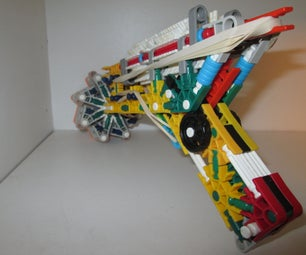 Sonic's Turret Pistol