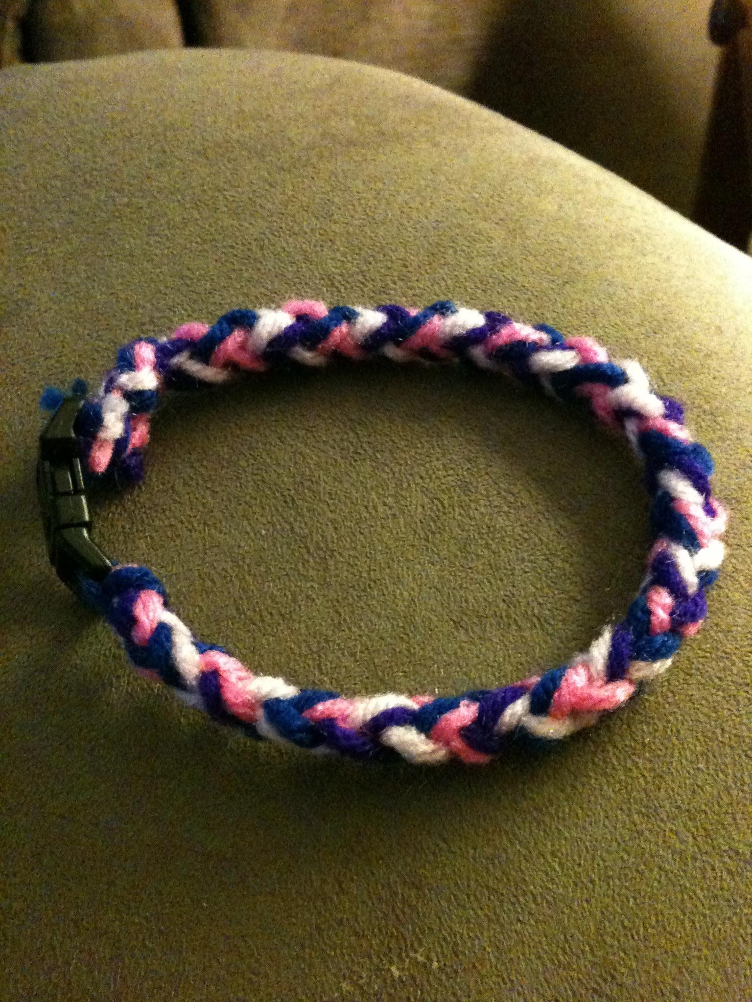 Picture of Yarn Bracelet