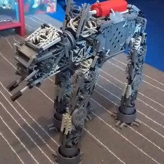 K'NEX Motorized AT-AT From Star Wars