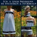 """It's a Cinch"" Sundress"
