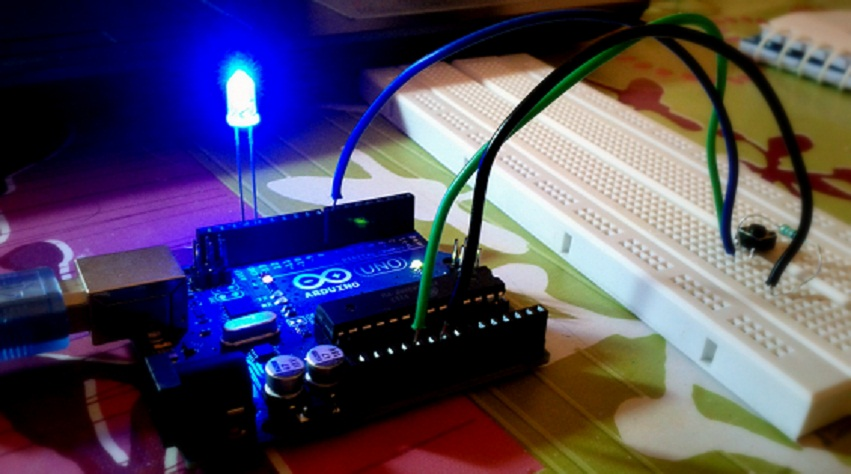 Picture of How to Blink an LED With Arduino? [For Beginners]