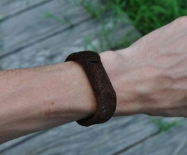 How to Make A Leather Fitbit