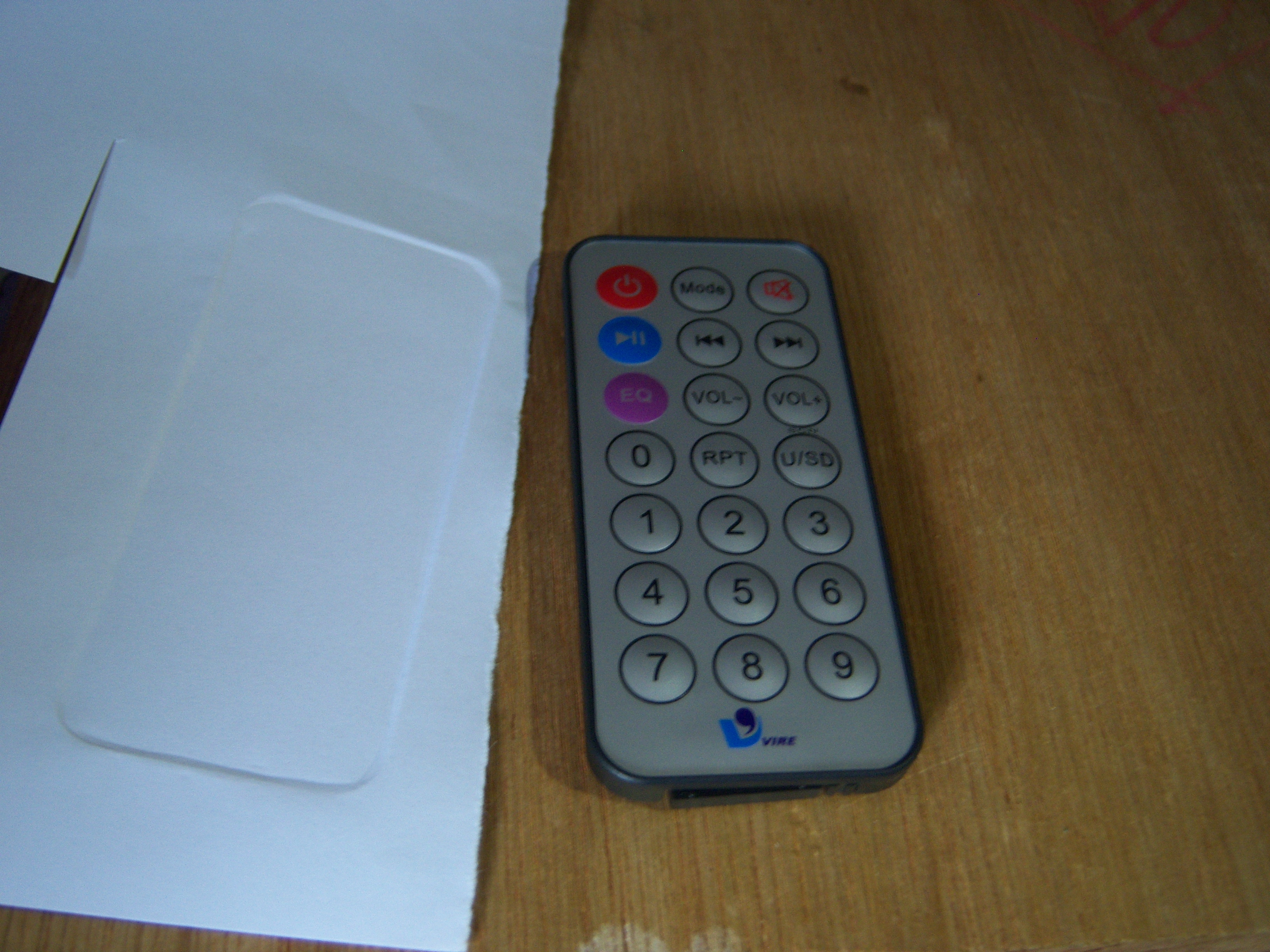 Picture of Customizing the Remote