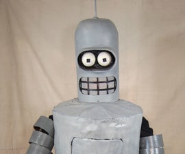 The Bender Costume