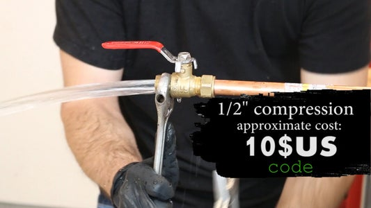 Fix With Compression Fittings