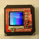 Arduino-Square with Color LCD