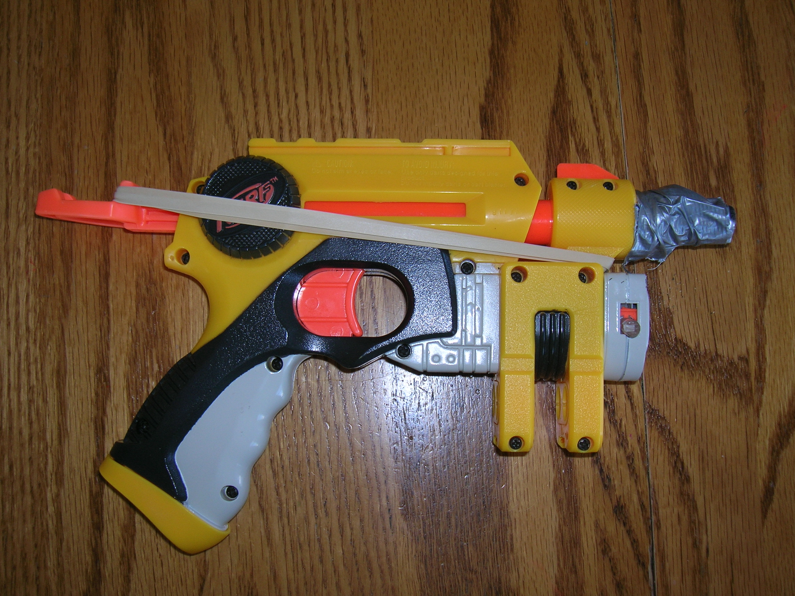 Picture of Nerf Gun to Airsoft Gun