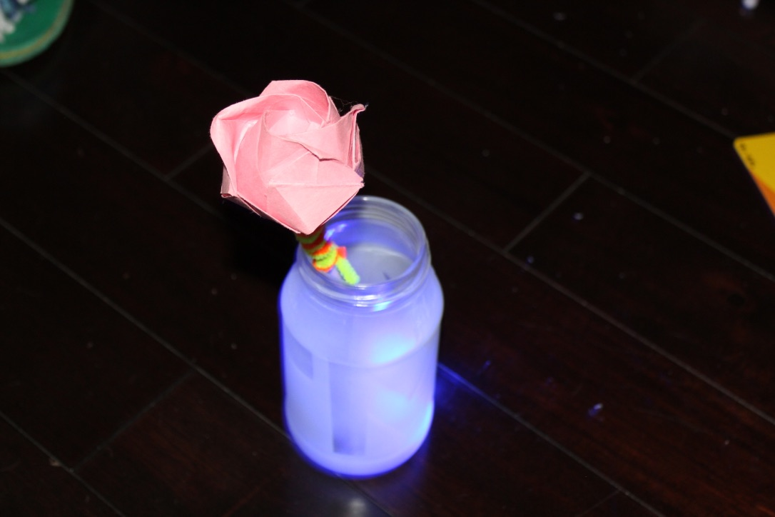 Picture of Add Flower and Enjoy!