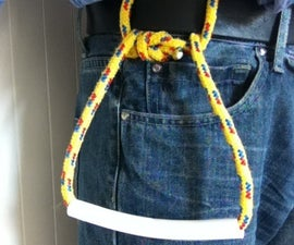 Strap-Hanging for Toddlers