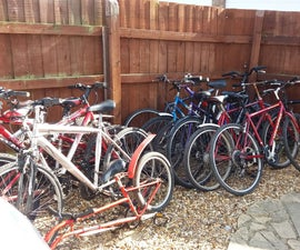 Buying and Selling Bicycles