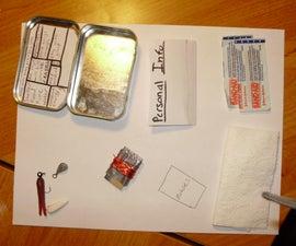 Pocket Size Survival Kit