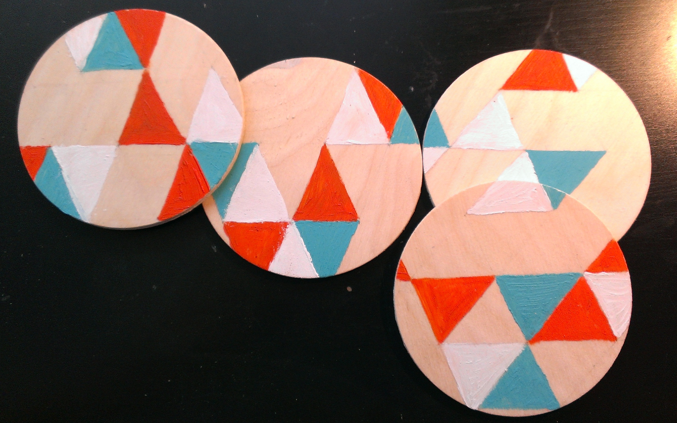 Picture of My Coasters!