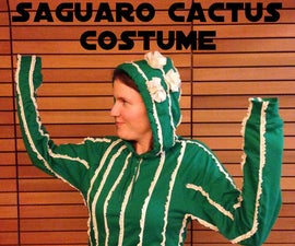 Saguaro Cactus Costume