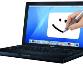 MacBook Tablet or DIY Cintiq or Homebrew Mac Tablet