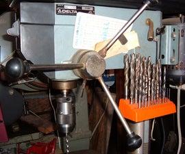 DIY Drill Press Accessories