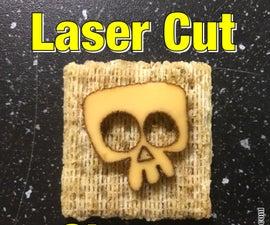 Laser Cut Cheese