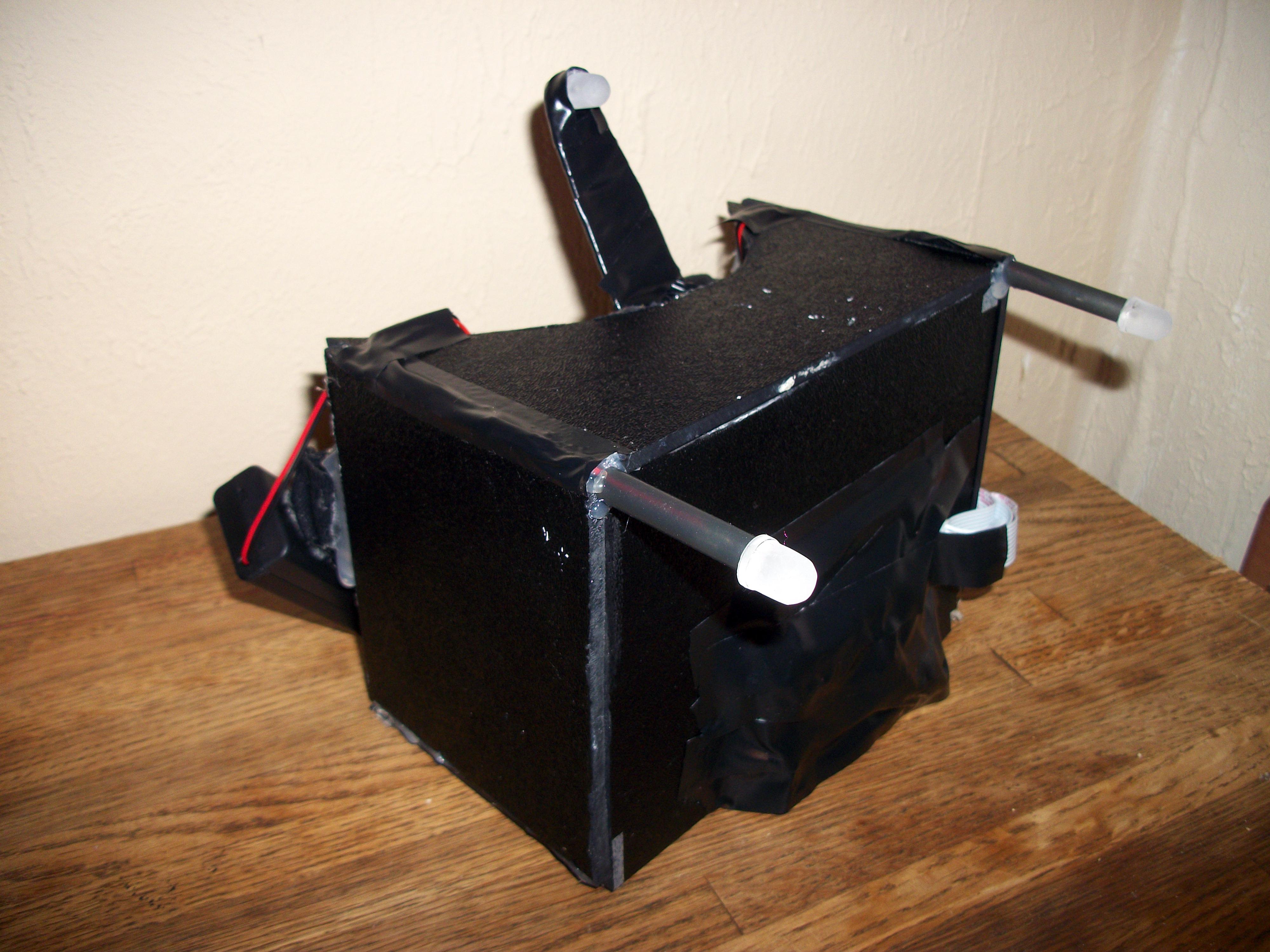 Picture of The Nova—A DIY Oculus Rift!