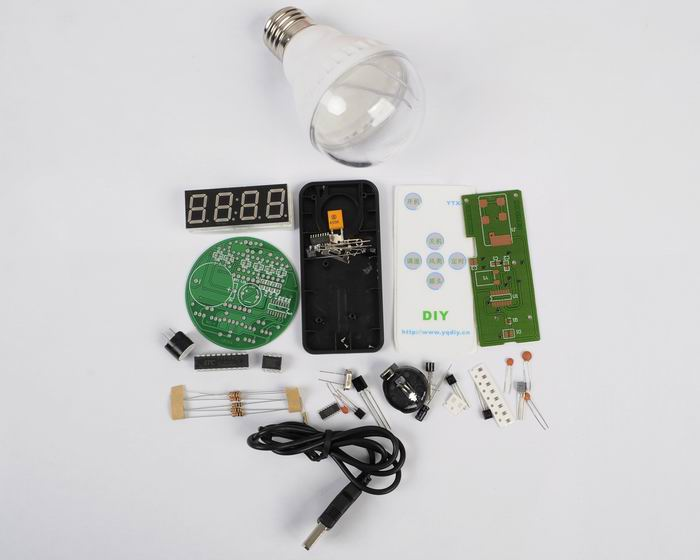 Picture of DIY Your BCL-1 Remote Control Clock USB Power Supply