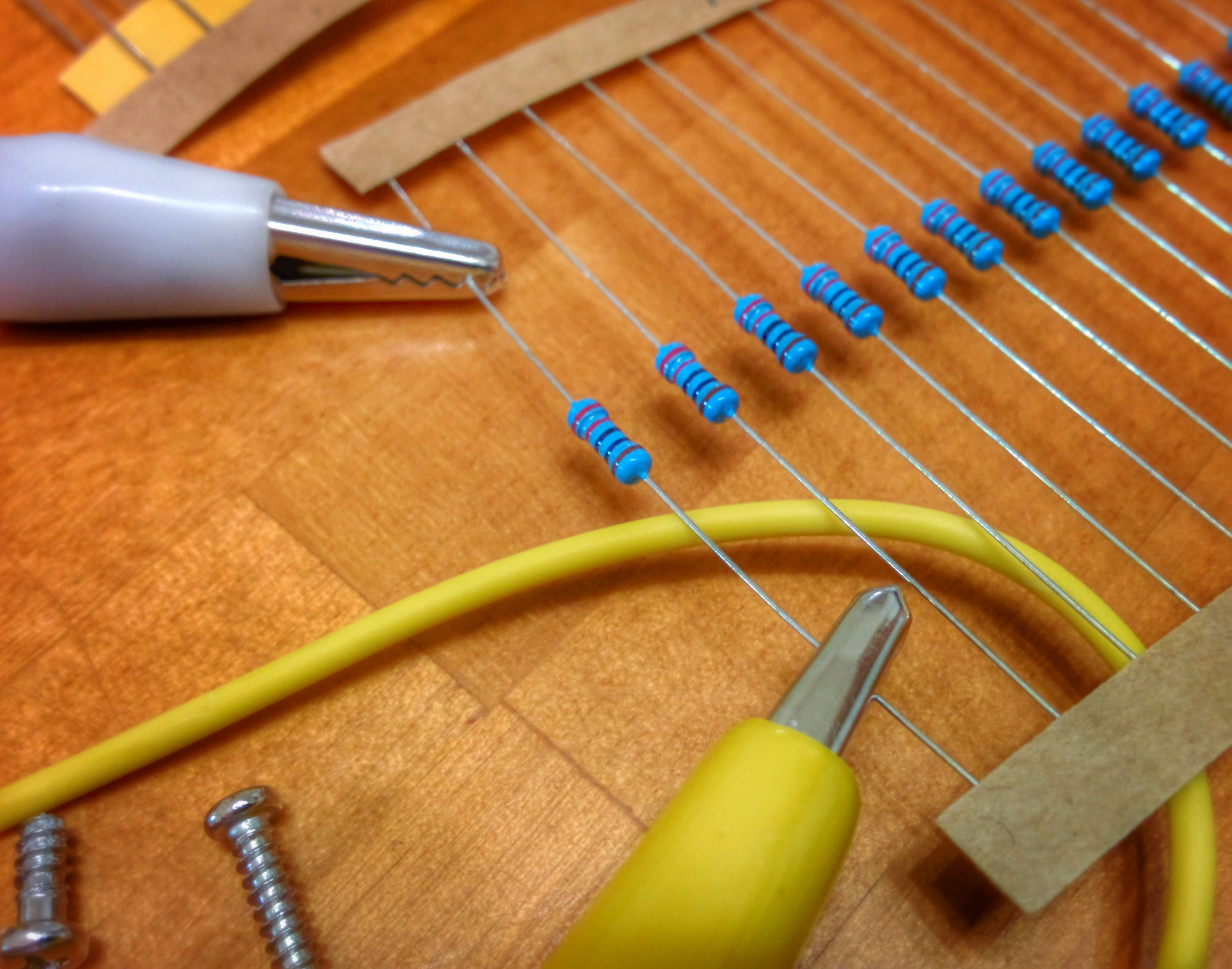 Picture of Find a Suitable Resistor