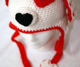 Love Puppy Hat