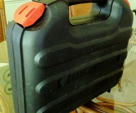 Improve Hinges on Plastic Toolboxes