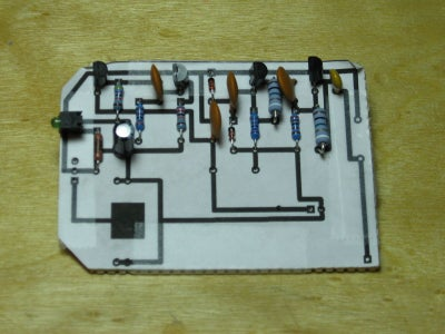 Transistors, LED, and Diodes