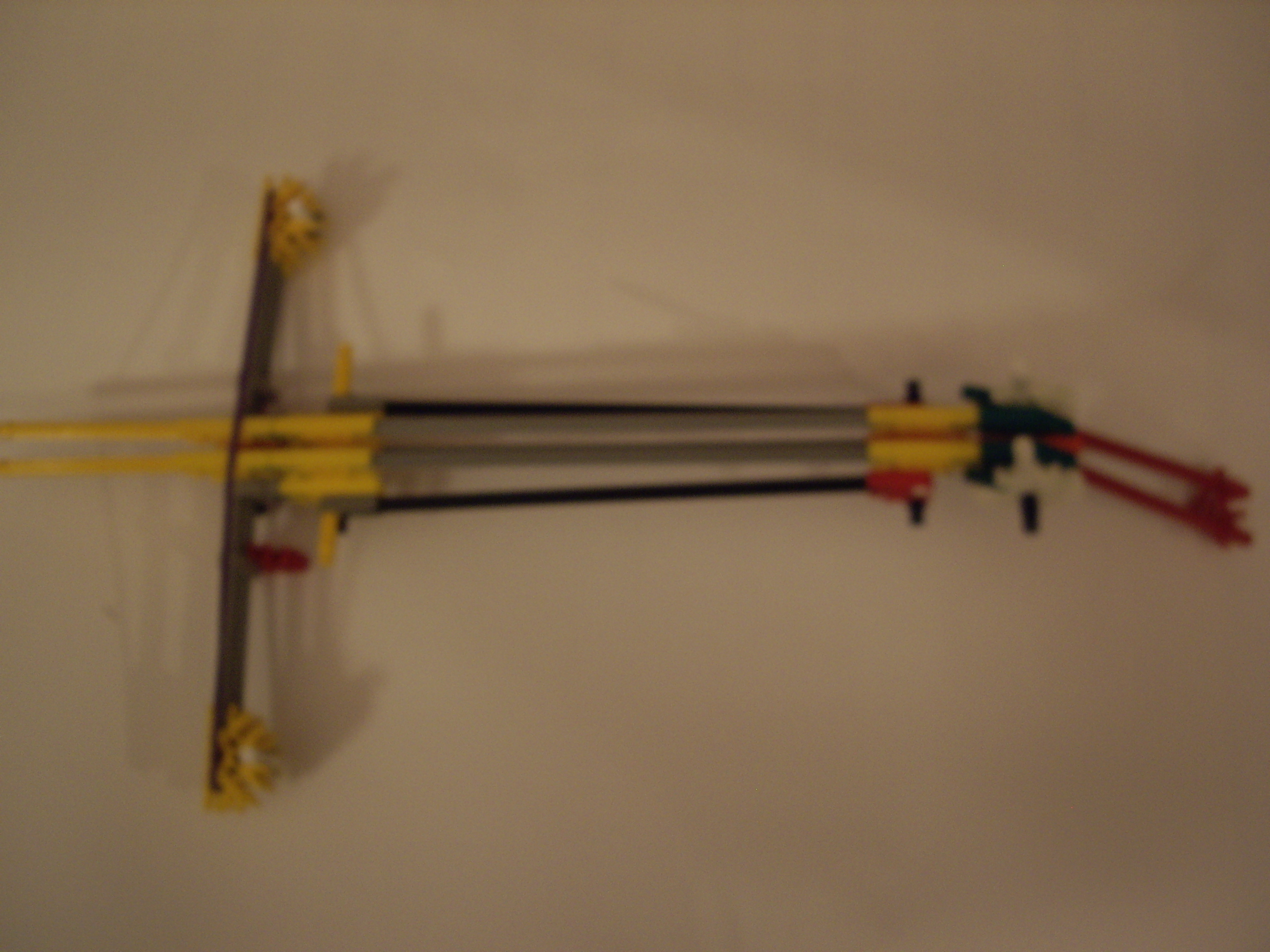 Picture of Constructing the  Main Crossbow Frame
