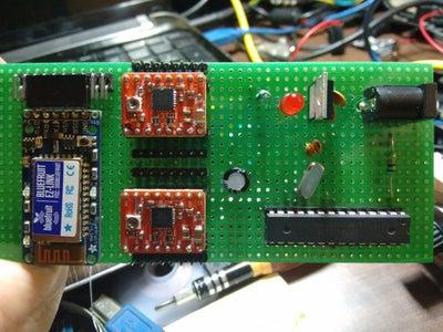 Hardware Schematics and Final Board