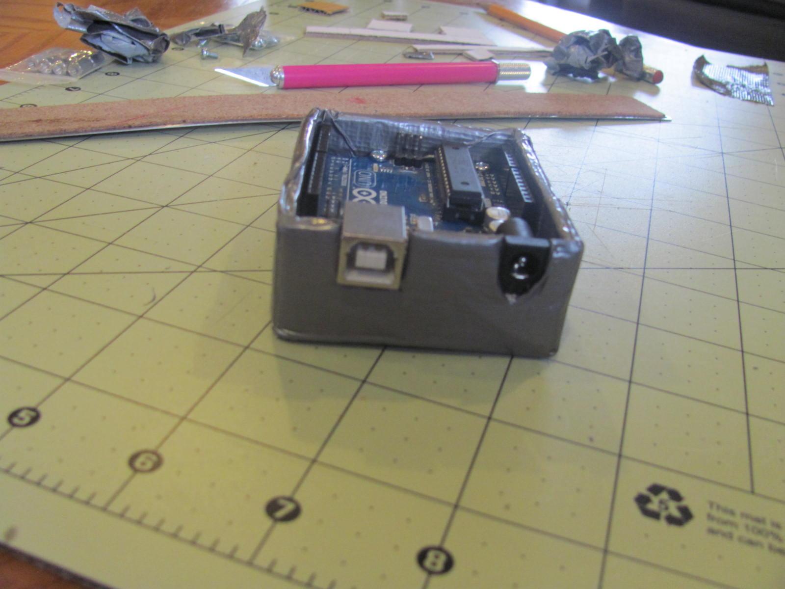 Picture of Arduino Case