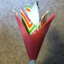 How To Make A Duct Tape Flower