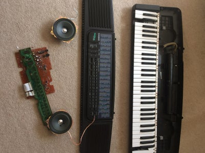 Step 2: Disassemble the Keyboard