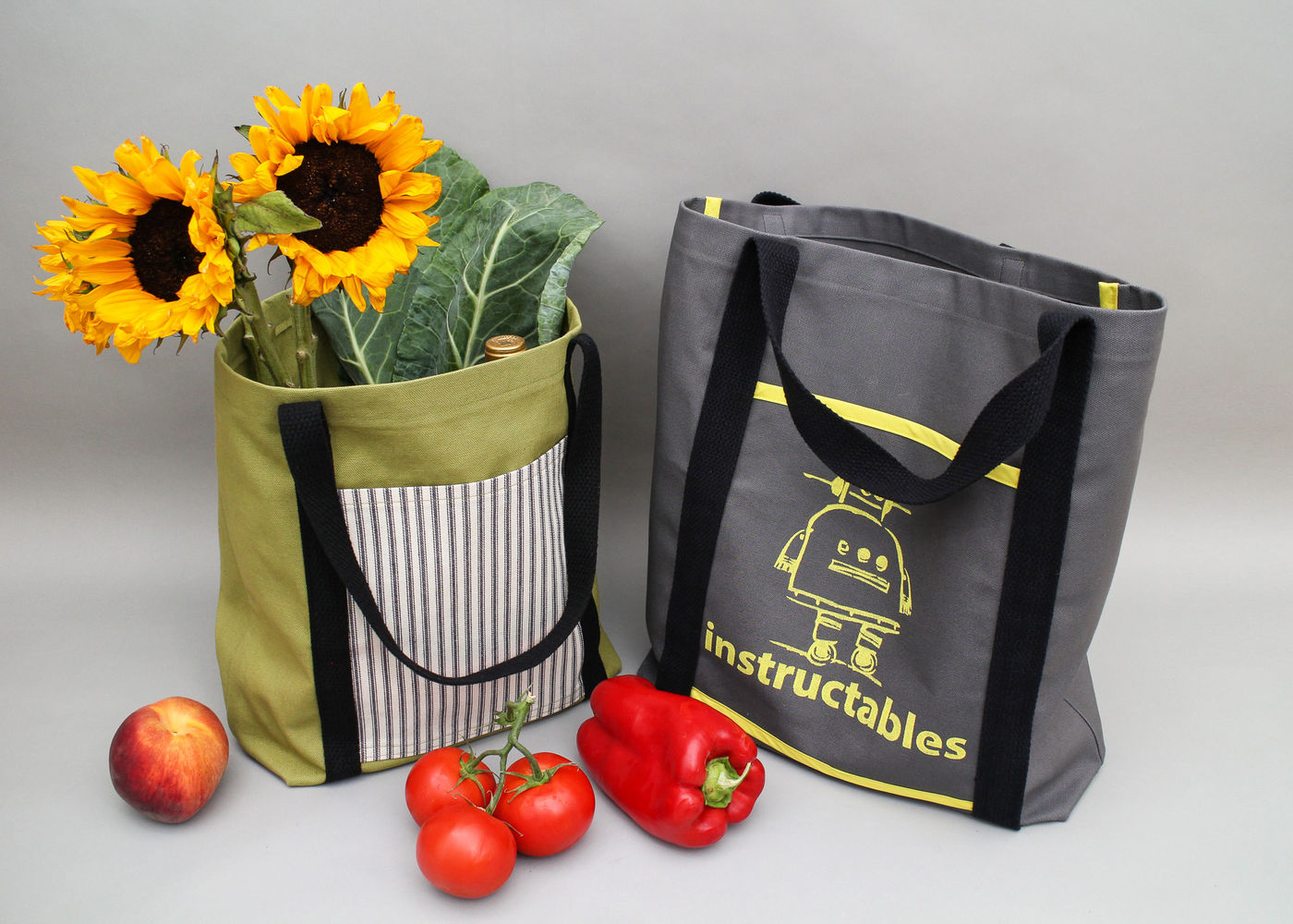Project: Start a Grocery Bag