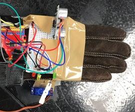 Light Sensor Glove