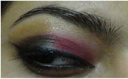 Picture of Peach Smokey Eye Tutorial