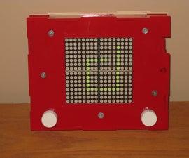 LED Etch-a-Sketch