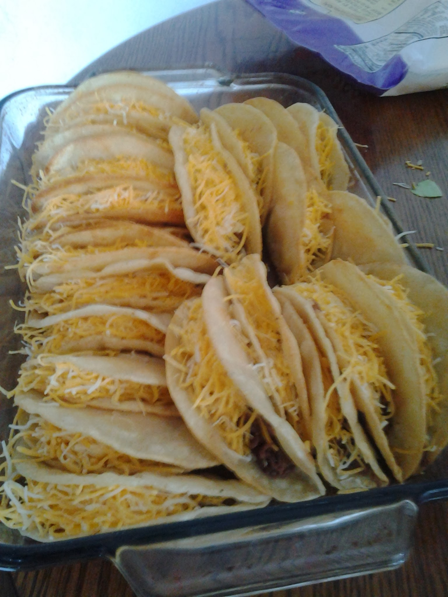 Picture of Making Taco Shells