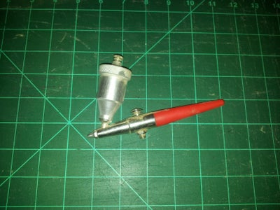 Making a $70 Glass Etching Tool for Less Than $10 Comparable to the Air Eraser