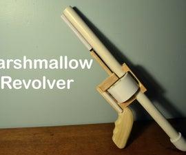 Marshmallow Revolver & Speedloader