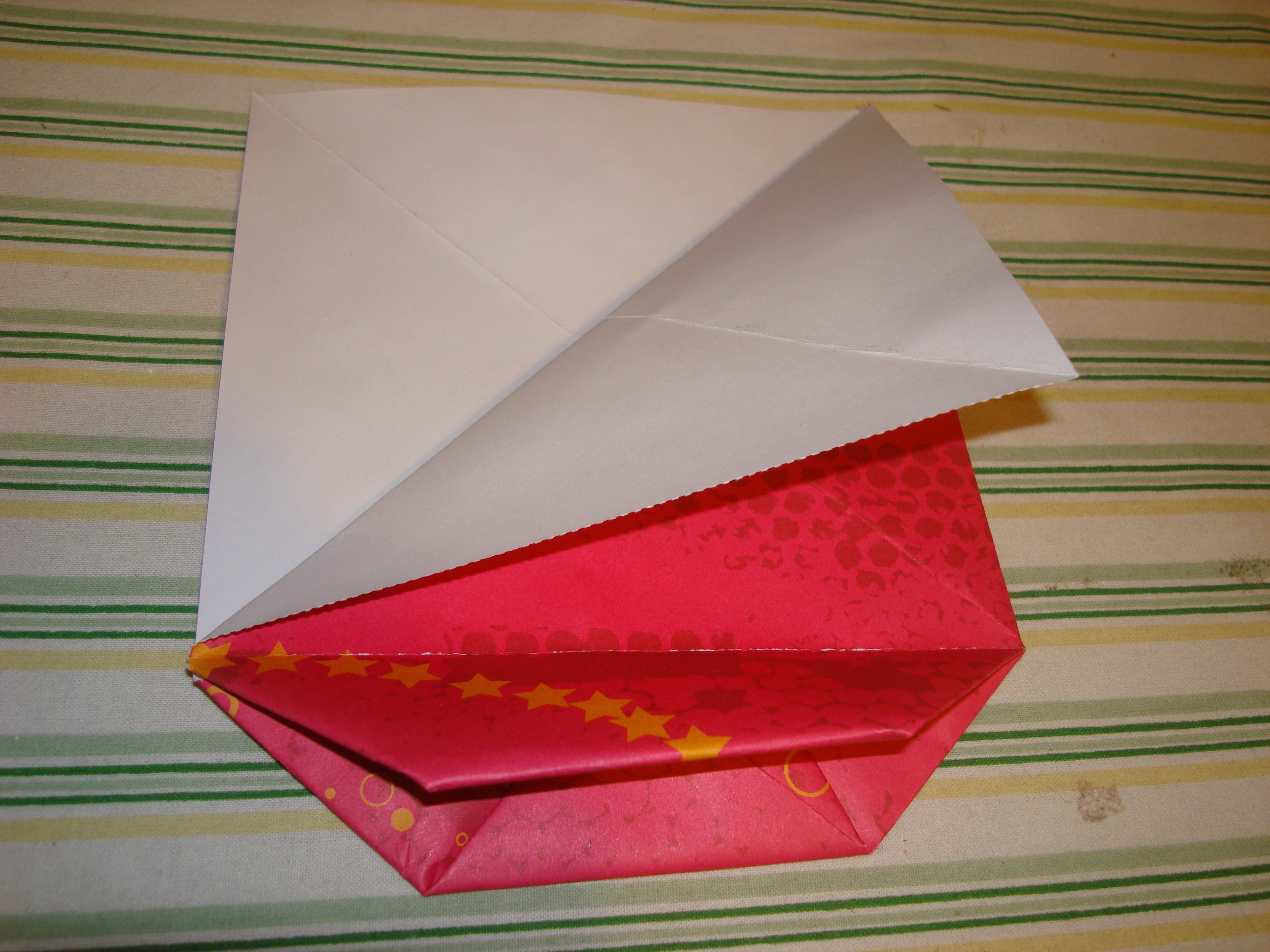 Picture of How to Fold the Abundance Hen