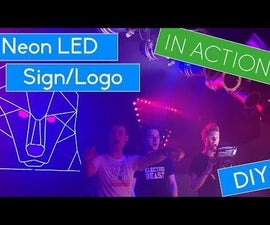Neon LED Sign/Logo