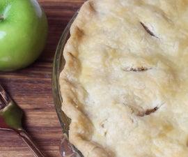 怎样做红糖苹果派
