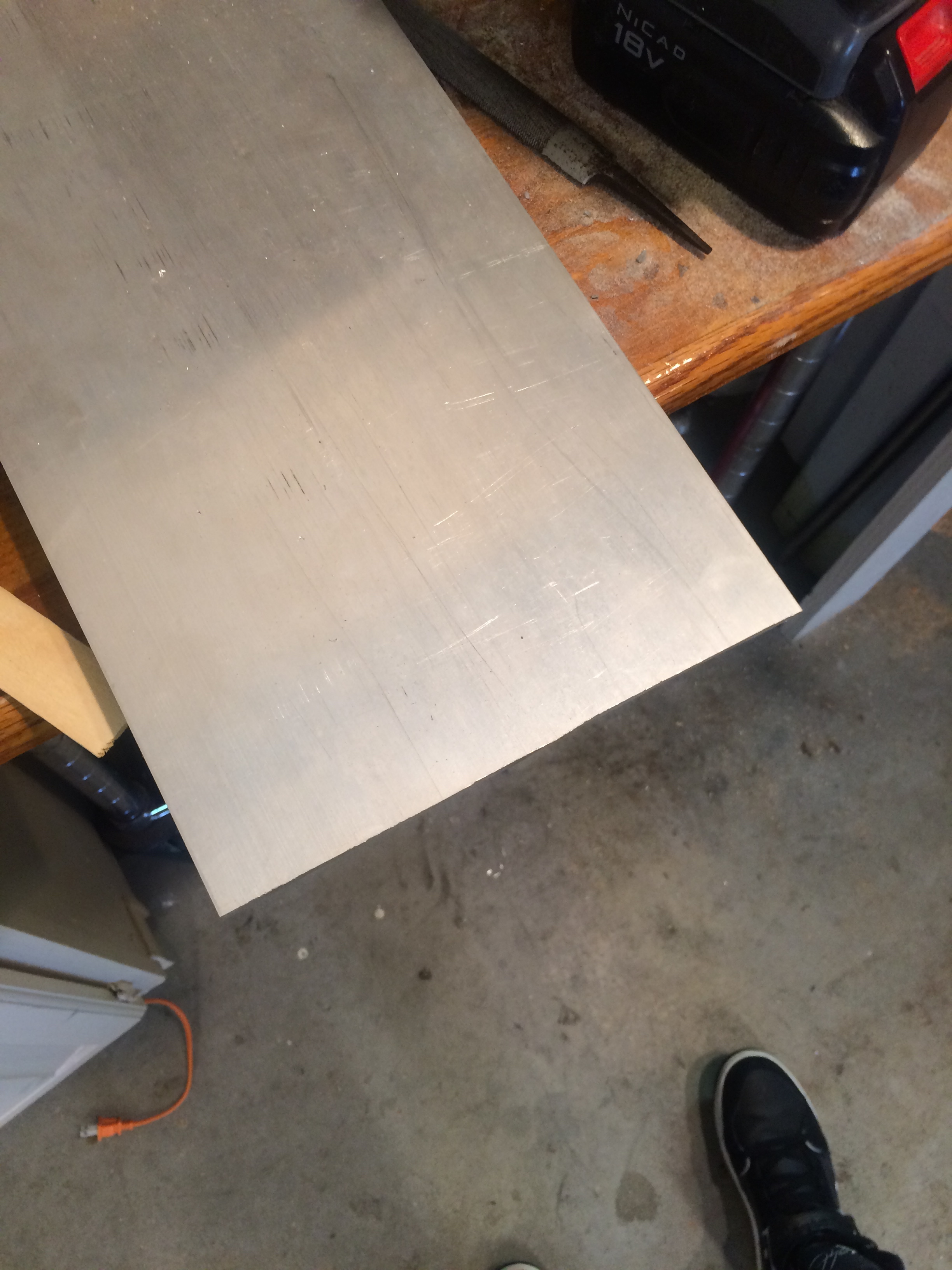 Picture of Extra Pieces (Mounting Plate)