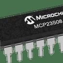 MCP23S08 With Arduino