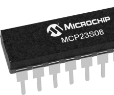 MCP23S08 With Arduino