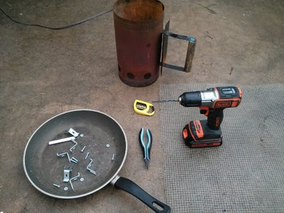 Tool and Materials