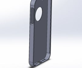 Designing iPhone Case for 3D Printing
