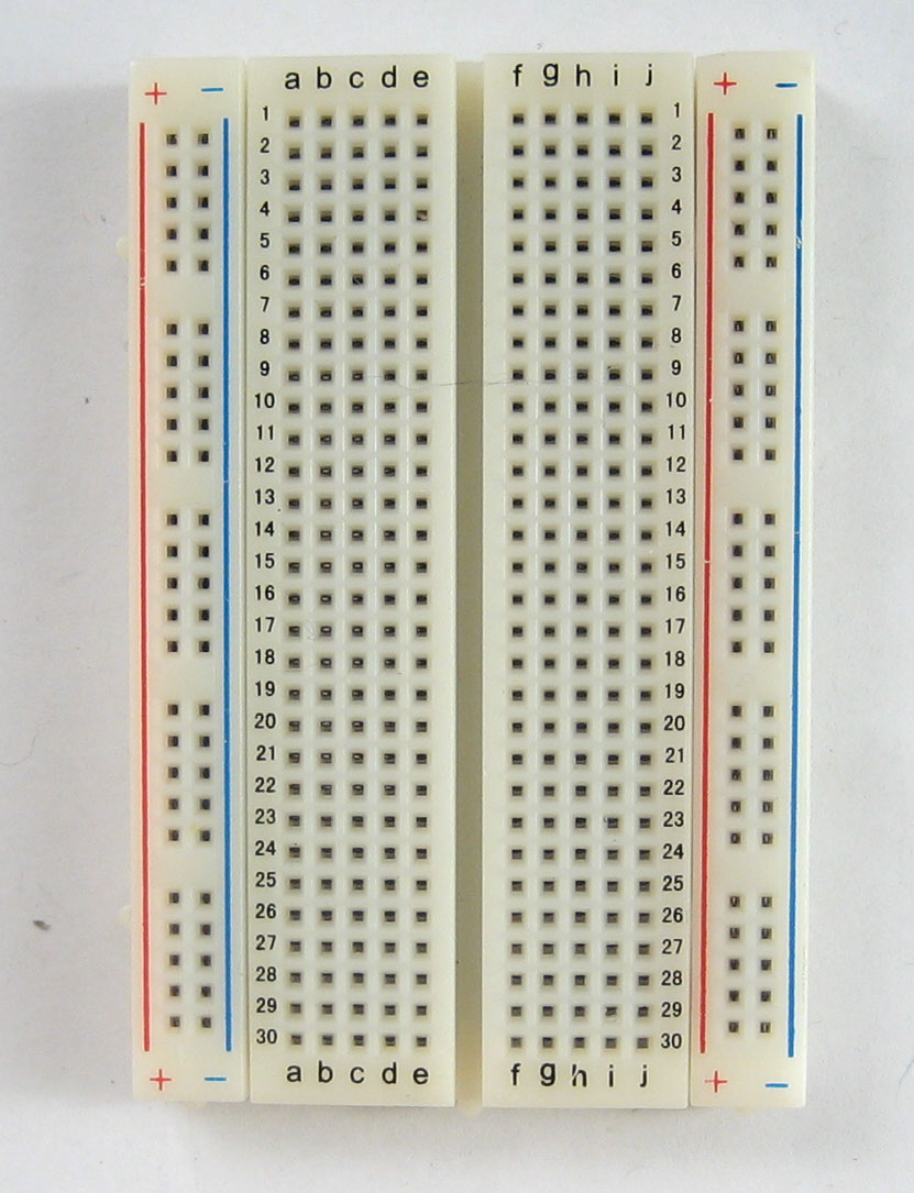 How to Use a Breadboard: 5 Steps (with Pictures)
