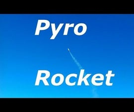 Transform the Water Rocket Launch Pad Into a Pyro Rocket One... in Seconds!!!