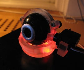 Begging Robot With Facial Tracking and Controll by Xbox Controller - Arduino