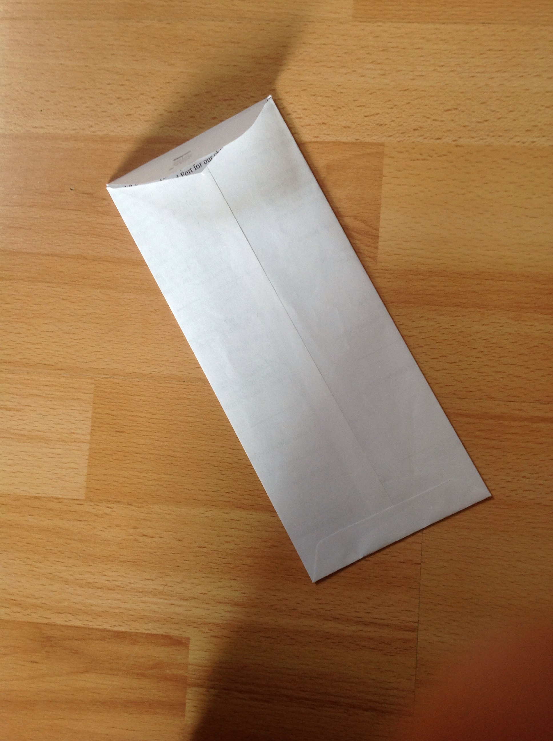 Picture of Envelopes From Waste Paper